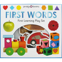 First Learning Play Set: First Words