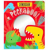 Peekaboo Dinosaur Board
