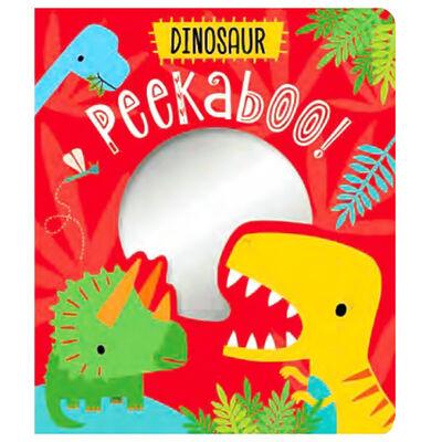 Peekaboo Dinosaur Board image number 1