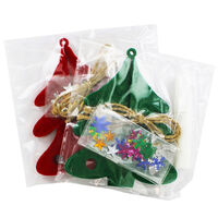 Make Your Own Felt Christmas Tree Pack of 2