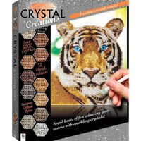 Crystal Creations: Wild Tiger Edition