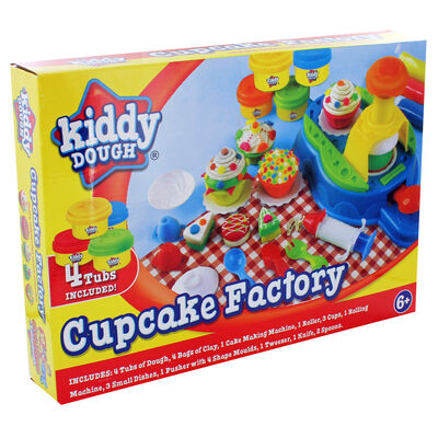 Cupcake Factory Modelling Dough Play Set image number 1
