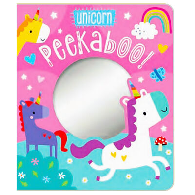 Peekaboo Unicorn Board image number 1