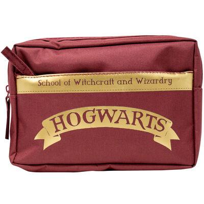 Harry Potter Hogwarts Multi Pocket Pencil Case image number 1
