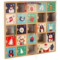 Fill Your Own Advent Calendar Christmas Bundle