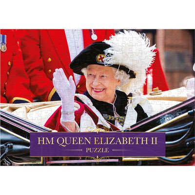 HM Queen Elizabeth II 1000 Piece Jigsaw Puzzle image number 2