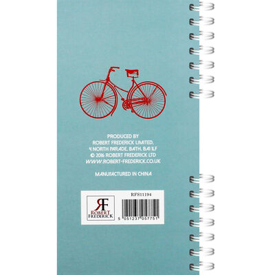 Classic Bicycles Address Book image number 4