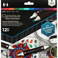 Spectrum Noir Classique - Jewel - 12 Pack