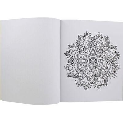 Mandala Colouring Book image number 2