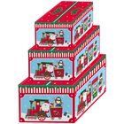 Santa Christmas Boxes: Pack Of 3 image number 1