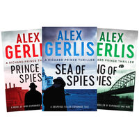 The Richard Prince Thrillers 3 Book Bundle