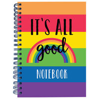 A4 It's All Good Notebook
