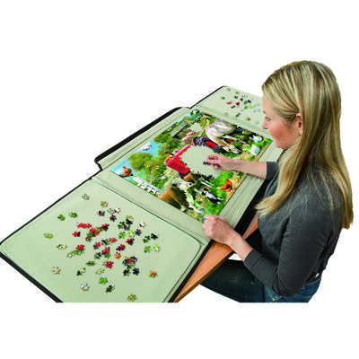 Portapuzzle Standard Jigsaw Accessory - For 1000 Piece Jigsaw Puzzles image number 2