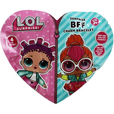 LOL Surprise BFF Charm Bracelet Bling Bag image number 1