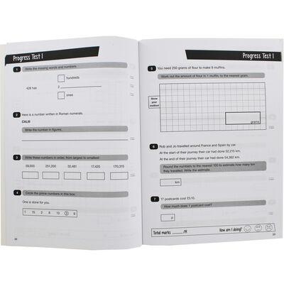 KS2 Maths Reasoning SATs Question Book image number 2