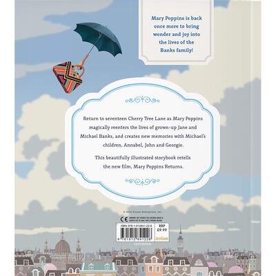 Mary Poppins Returns: Deluxe Picture Book image number 3