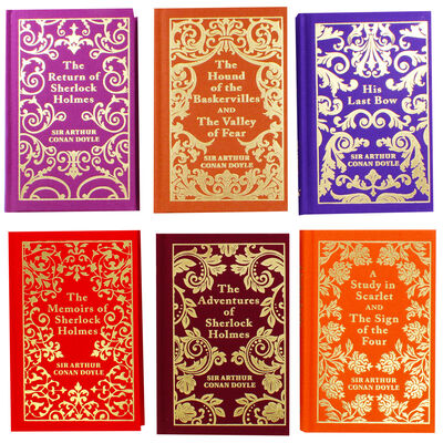The Sherlock Holmes Collection: 6 Book Box Set image number 2