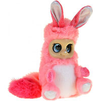 Bush Baby World Shimmies Coral Soft Toy