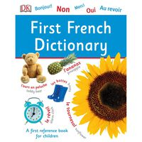 DK First French Dictionary