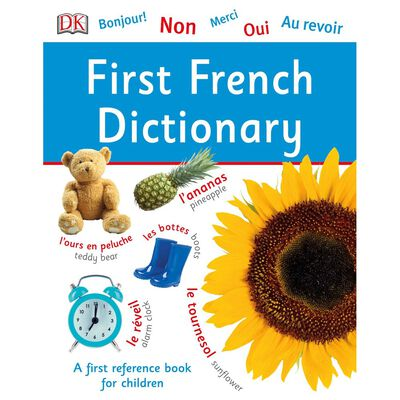 DK First French Dictionary image number 1
