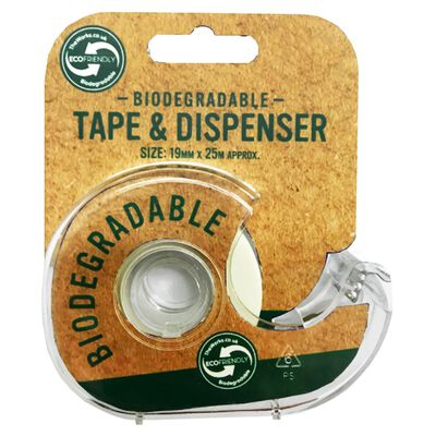 Biodegradable Tape and Dispenser image number 1