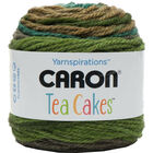 Caron Tea Cakes Green Tea Yarn 200g image number 1