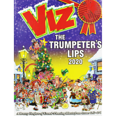 Viz The Trumpeters Lips: Annual 2020 image number 1