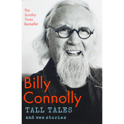 Billy Connolly: Tall Tales and Wee Stories image number 1