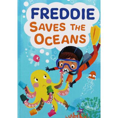 Freddie Saves the Oceans image number 1