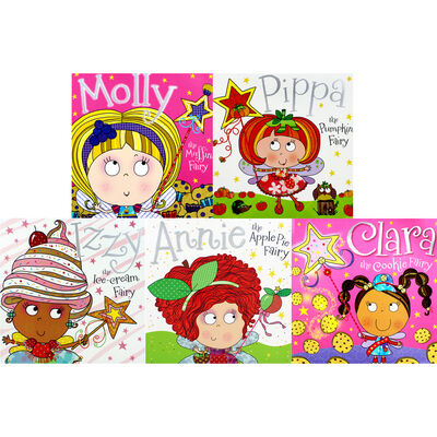 Pretty Fairies and Friends - 10 Kids Picture Books Bundle image number 2