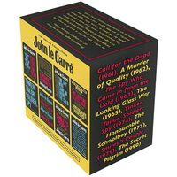 The Smiley Collection: 8 Book Box Set