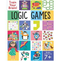 Train Your Brain: Logic Games