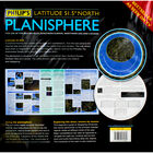 Philips Planisphere: Latitude 51-5 North image number 4