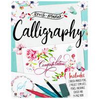 Brush-Marker Calligraphy