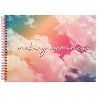 Making Memories Sequin Journal