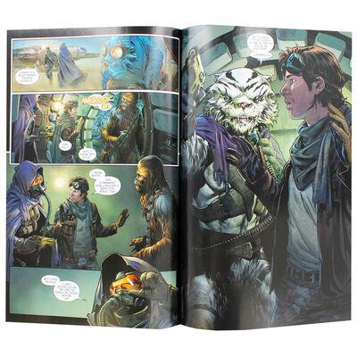 Star Wars Han Solo Graphic Novel image number 2