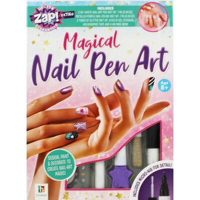 Magical Nail Art Pen Kit image number 1