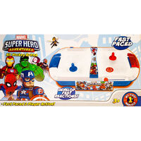 Marvel Superhero Adventures: Mini Air Hockey Game