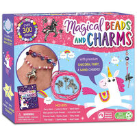 Magical Beads and Charms Activity Kit
