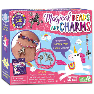 Magical Beads and Charms Activity Kit image number 1
