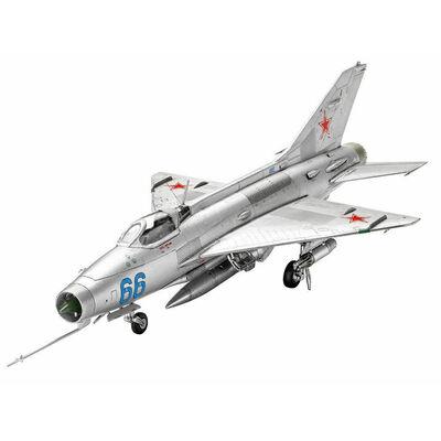 Revell MiG-21 F-13 Fishbed C Kit Model Kit image number 2