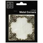 Metal Corners: Pack of 4 image number 1