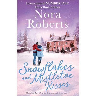 Snowflakes And Mistletoe Kisses image number 1
