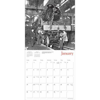 Swindon Heritage 2020 Wall Calendar image number 2