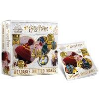 Harry Potter Wearable Knitted Makes Kit