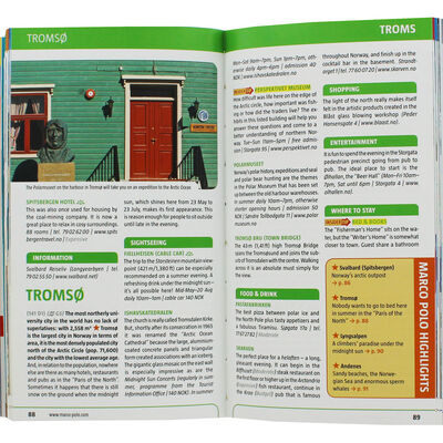 Norway - Marco Polo Pocket Guide image number 2