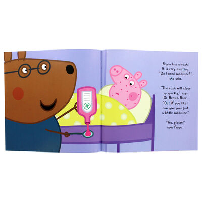 Peppa Pig: Not Very Well image number 2