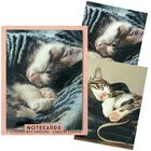 Assorted Traditional Notecards: Pack of 8 image number 6