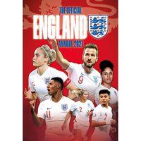 The Official England Football Team Annual 2021