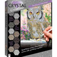 Crystal Creations: Owl Edition